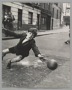 Goalie, Street Football, Brindley Road, Paddington