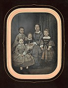 [Woman with Four Children]