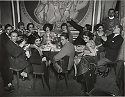 Celebration After the First Futurist Ballet, Paris