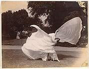 [Loie Fuller Dancing]