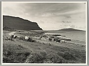 Loch Na Keal, Mull, looking to the Gribun Rocks