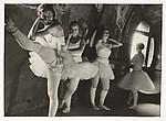 Ballet Practice at the Grand Opera, Paris