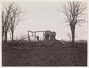 Ruins of Mrs. Henry's House, Battlefield of Bull Run