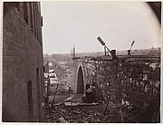 Ruins of Richmond & Petersburg Railroad Bridge, Richmond, Virginia