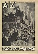 Durch Licht Zur Nacht.  Also sprach Dr. Goebbels:  Lasst uns aufs neue Brönde entfachen, auf dass die Verblendeten nicht erwachen!