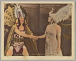 """[Lobby Card for """"Male and Female""""]"""