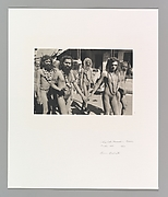 Hindu Men Bathing at the Sangam, Kumbh Mela, Allahabad, India