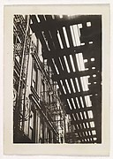 [Fire Escapes, New York]