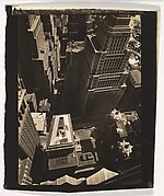 [Aerial View, Buildings, New York]