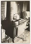 [Kitchen Stove, New York]