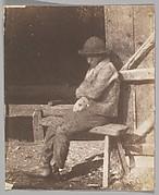 Seated Lad