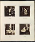 [Sculptures of Andromeda, the Toilet of Atalanta, Corinna, and a Naiad]