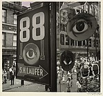 The Eye, Lower East Side, New York City