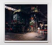 Hot Rolling Mill, ThyssenKrupp Steel, Duisburg