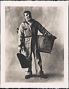 Coal Man, New York