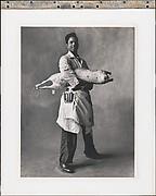 Slaughterhouse Worker, New York