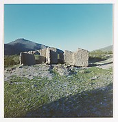 [Stone Ruins, Baja, Mexico]