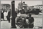 Cigarette Seller on Strastnaya Square