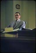 [8 Portraits of Unidentified Man, Possibly for Fortune Business Executive Profile]