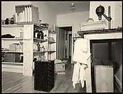 [Studio and Darkroom at 201 East 93nd Street, New York City]