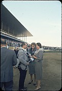 [306 Views of Aqueduct Raceway for Unpublished Sports Illustrated Article]