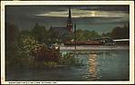 [17 Postcards of Moonlit Scenes Collected by Walker Evans]