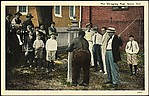 [20 Postcards of African Americans Collected by Walker Evans]