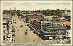 [183 Postcards of Aerial Views of Towns Collected by Walker Evans]