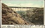 [97 Postcards of Bridges Collected by Walker Evans]