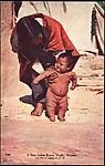 [93 Postcards of Minorities Collected by Walker Evans]