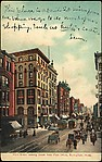 [843 Postcards of Street Scenes Collected by Walker Evans]