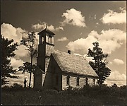"[Wooden Church, for ""Faulkner's Mississippi"" Article, Vogue Magazine]"
