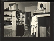 [Interior View of Darkroom at 201 East 93rd Street, New York City]