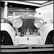 """[156 Studies of Rolls-Royce Automobiles at Owners' Club Meeting in Montreal, Commissioned by <i>Fortune</i> Magazine for """"And That is That"""", Published December 1958]"""