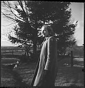 [20 Portraits of Eleanor Clark In and Around Barn, Roxbury, Connecticut]