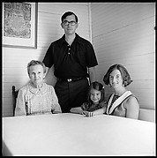 [44 Portraits of Benjamin Hill and His Family, Gillsville, Georgia]