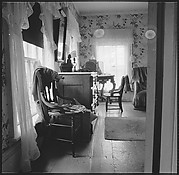 [9 Interior Views of the Coggeshall House, Newcastle, Maine]