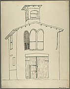 [House with Belfry, Jalena]