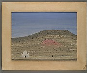 [Landscape with Adobe Church]