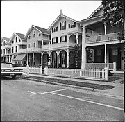 [35 Exterior Views of Hotels, Cape May, New Jersey]