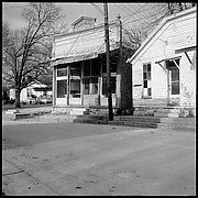 [30 Views of Roadside Architecture, Signs, Mennonite Horse and Carriage, Allensville, Kentucky (and Vicinity)]