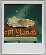 [Restaurant Billboard, French West Indies]