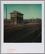 [House by Railroad Tracks]