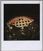[Half-Eaten Blueberry Pie]