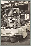 [Fruit Vendor at Public Market, Valencia, Spain]