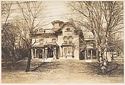 [Second Empire House, Belmont, Massachusetts]