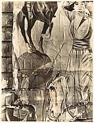 [Torn Poster, Martha's Vineyard, Massachusetts]