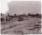 Outer Confederate Line, Petersburg, Captured June 15, 1864