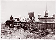 Locomotive #133, U.S.M.R.R.