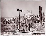Richmond, Virginia, after Evacuation